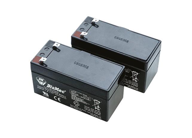 Kit batteries rechargeables DEA